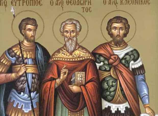 3.-Agioi-Eftropios-Theodoritos-Kleonikos