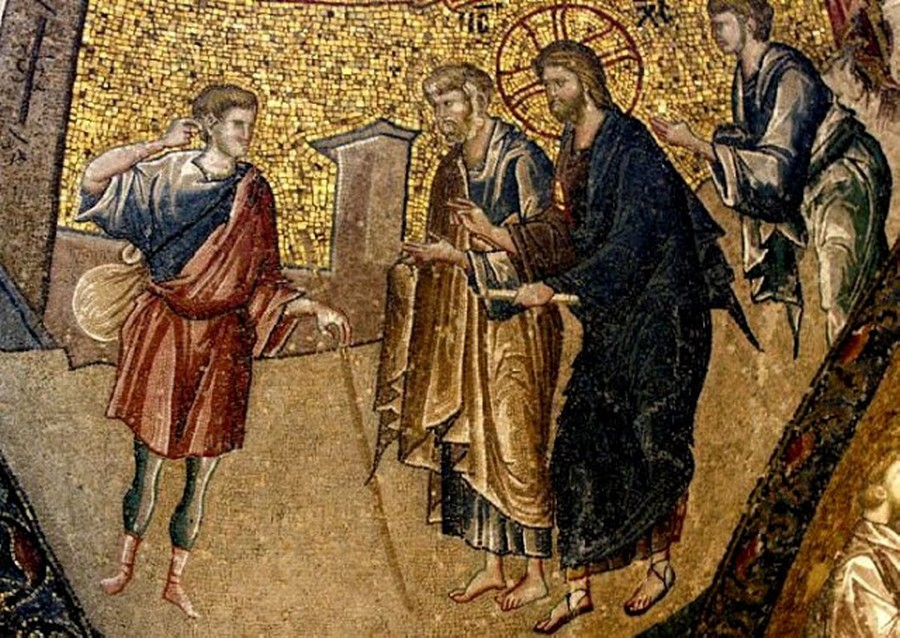 Το Ευαγγέλιο και ο Απόστολος της Κυριακής 25 Νοεμβρίου 2018 : ο ...
